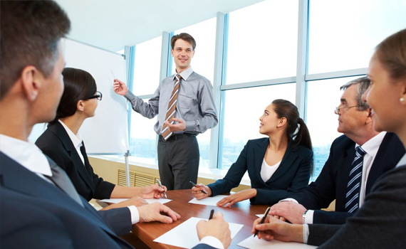 Тренинг успешная презентация